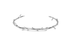 Silver Twig Bangle Bracelet, Adjustable Silver plated Branch Bracelet, Delicate Adjustable Cuff, Bridal Jewelry, Gifts for Her